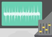 Sound, Music & Voiceover icon