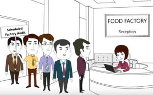 Factory Audit animated explainer video