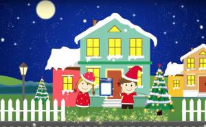 Christmas Animated Video