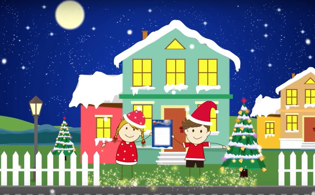 Christmas Animated Video