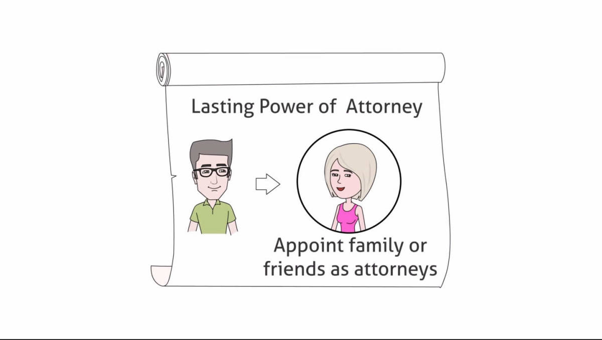 How to make a lasting power of attorney in the UK